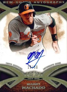 2014 Topps Tier One Baseball Cards 27
