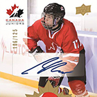 2014 Upper Deck Team Canada Juniors Hockey Cards