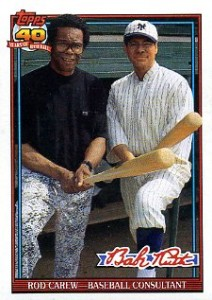 Hobby Gone Hollywood: Baseball Cards of Baseball Movies 7