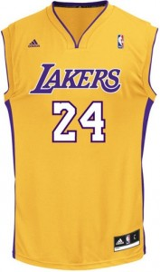 Adidas Replica Jerseys Lakers Kobe Bryant