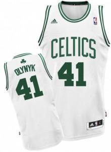 Adidas Swingman Celtics Jersey Olynyk