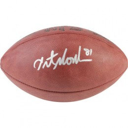 Art Monk Signed Ball