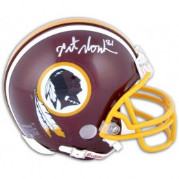 Art Monk Signed Helmet