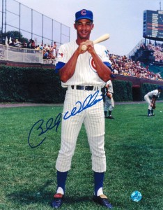 Billy Williams Signed Photo