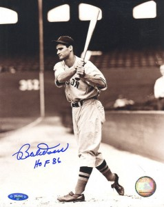 Bobby Doerr Cards, Rookie Card and Autographed Memorabilia Guide 22