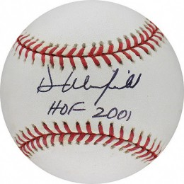 Dave Winfield Signed Baseball