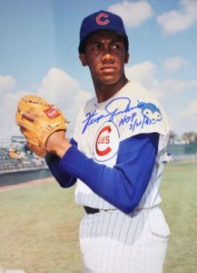 Fergie Jenkins Signed Photo