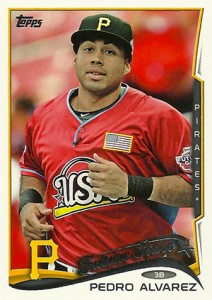 2014 Topps Series 2 Baseball Variation Short Prints Guide 16