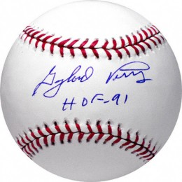 Gaylord Perry Signed Baseball