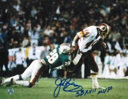 John Riggins Signed Photo