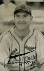 Johnny Mize Cards, Rookie Card and Autographed Memorabilia Guide 24