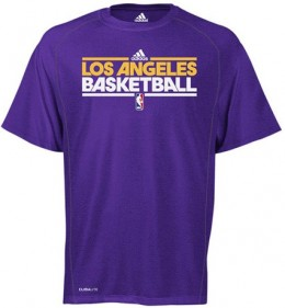 Los Angeles Lakers T-shirts