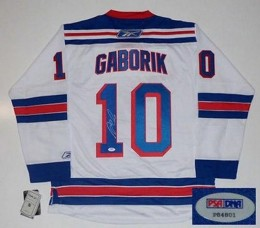 Marian Gaborik Cards, Rookie Cards and Autographed Memorabilia Guide 50