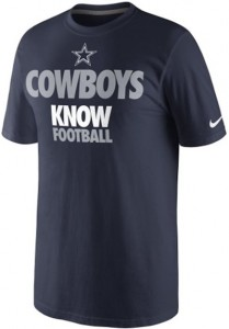 Nike Dallas Cowboys T-Shirt