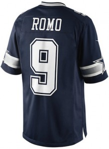 Nike Limited Dallas Cowboys Jersey Tony Romo