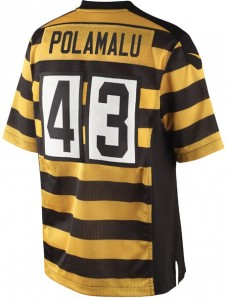 Nike Limited Jerseys Pittsburgh Steelers Polamalu