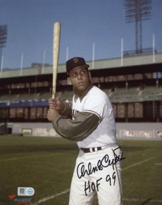 Orlando Cepeda Cards, Rookie Card and Autographed Memorabilia Guide 27