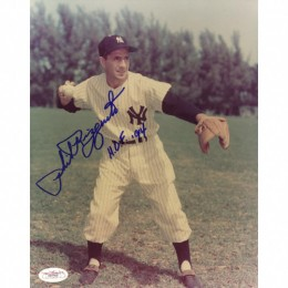 Phil Rizzuto Cards, Rookie Card and Autographed Memorabilia Guide 25