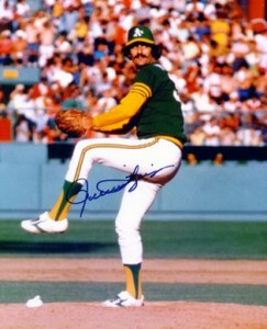 Rollie Fingers Signed Photo