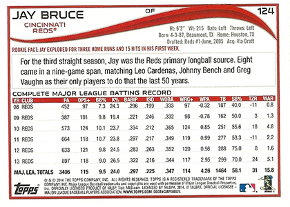2014 Topps Series 2 Baseball Variation Short Prints Guide 67