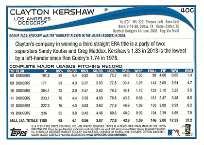 2014 Topps Series 2 Baseball Variation Short Prints Guide 92