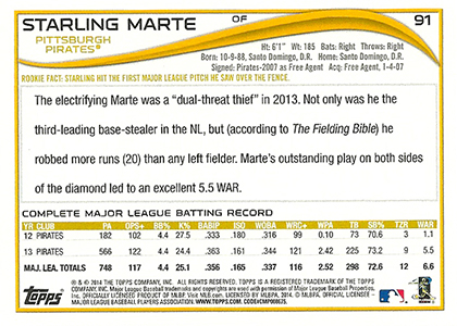 2014 Topps Series 2 Baseball Variation Short Prints Guide 65