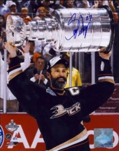 Scott Niedermayer Signed Photo