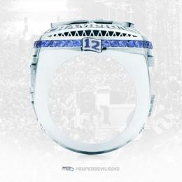 Seattle Seahawks Super Bowl XLVIII Ring Revealed 3