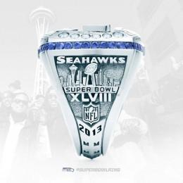 Seattle Seahawks Super Bowl XLVIII Ring Revealed 5