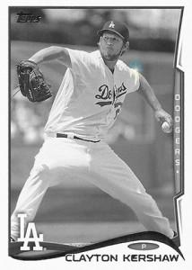 2014 Topps Baseball Sparkle Variation Spotter 84