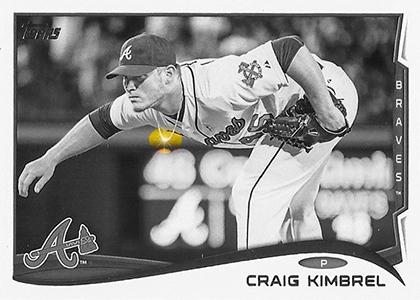 2014 Topps Baseball Sparkle Variation Spotter 89