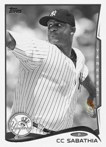 2014 Topps Baseball Sparkle Variation Spotter 92