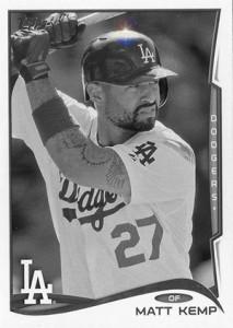 2014 Topps Baseball Sparkle Variation Spotter 93