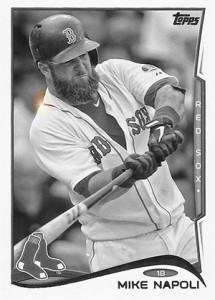 Sparkle 473 Mike Napoli HL