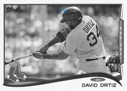 2014 Topps Baseball Sparkle Variation Spotter 96
