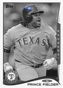 2014 Topps Baseball Sparkle Variation Spotter 108