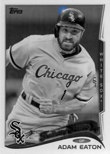 2014 Topps Baseball Sparkle Variation Spotter 109