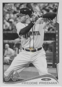 2014 Topps Baseball Sparkle Variation Spotter 110
