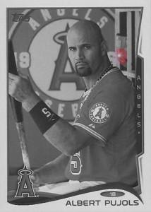 2014 Topps Baseball Sparkle Variation Spotter 116