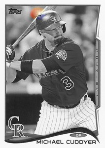Sparkle 638 Michael Cuddyer HL