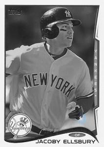 2014 Topps Baseball Sparkle Variation Spotter 119