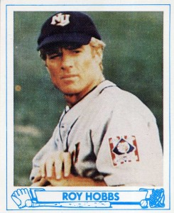 Hobby Gone Hollywood: Baseball Cards of Baseball Movies 33