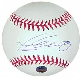 Vladimir Guerrero Signed Baseball
