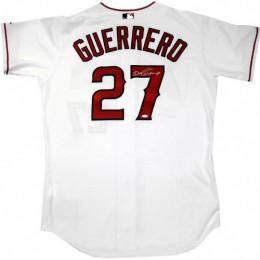 Vladimir Guerrero Signed Jersey
