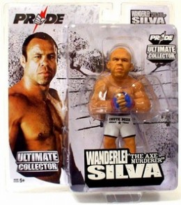 Round 5 MMA Ultimate Collector Figures Guide 25