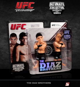 Round 5 MMA Ultimate Collector Figures Guide 55