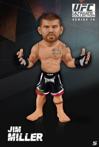 Round 5 MMA Ultimate Collector Figures Guide 87