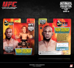 Round 5 MMA Ultimate Collector Figures Guide 57
