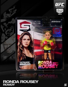Round 5 MMA Ultimate Collector Figures Guide 86
