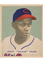 Satchel Paige Cards, Rookie Cards and Autographed Memorabilia Guide